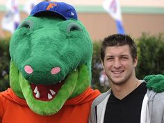 Tim Tebow, UF gators