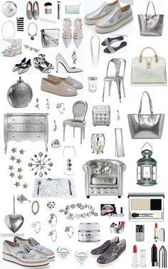 Un Blog che VALE...: Colorful Day - Glacier Grey (o Total Silver?)