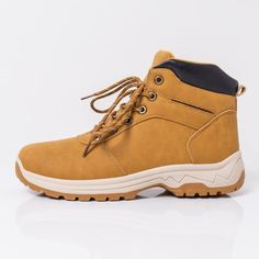 Ghete barbati camel Ditino Timberland Boots, Casual, Shoes, Fashion, Moda, Zapatos, Shoes Outlet, Fashion Styles, Shoe
