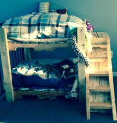 Bunk beds for dogs. Diy