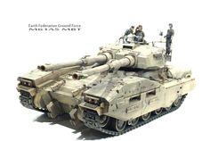 M61A5 MBT [1/35] 製作記⑤ - 哀シイケドコレ戦争ナノヨネ 《ボクの ワタシの プラモ製作記》
