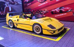 Ferrari F40 Barchetta LM