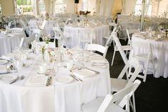 Malibu Wedding at Calamigos Ranch in California: Photos Purple Wedding Centerpieces, Glass Centerpieces, Centrepieces, Wedding Receptions, Reception Decorations, Our Wedding Day, Farm Wedding, Wedding Designs, Wedding Styles