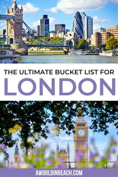 Europe Travel Tips, European Travel, Travel Destinations, Travel Guides, Cool Places To Visit, Places To Go, London Tips, London Places, Things To Do In London