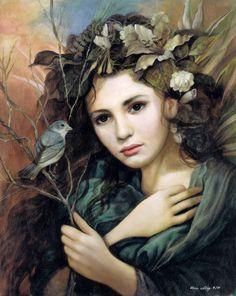 Annie Stegg est une peintre traditionnelle américaine. Elle réalise la plupart du temps des portraits, souvent de filles ou de jeunes femmes. Le niveau de détails est plutôt impressionnant et le rapport avec la nature est très présent. Elle a par ailleurs été maintes fois publiées dans des livres et magazines. Pour en voir davantage, […]