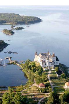 Läckö Slott, Vänern   Sweden