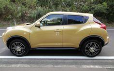 Nissan Juke....for Gold Finger!
