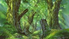 Image result for etrian odyssey v Etrian Odyssey, Anime Places, Pretty Art, Enchanted, Aquarium, Scenery, Google Search, Sketches, Apps