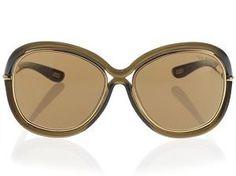 Tom Ford 'Samantha' Sunglasses - Polyvore
