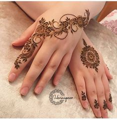 Finger Henna Designs, Henna Art Designs, Mehndi Designs For Girls, Mehndi Designs For Beginners, Mehndi Designs 2018, Stylish Mehndi Designs, Mehndi Designs For Fingers, Mehndi Design Pictures, Mehndi Designs For Hands