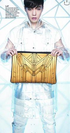 [SCAN] MCM Bionic Series - EXO 1 cr:Mel:xiu  -iheartkris