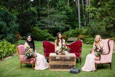 Southern Cranberry Bridesmaid Inspiration | Ultimate Bridesmaid | Sam Jasper Photography