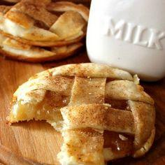 Apple Pie Cookies. Wow so simple