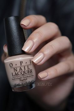 OPI 'Pale to the Chief' | Washington DC Collection, 2016