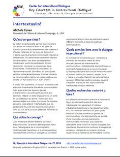 KC72 Intertextuality_French