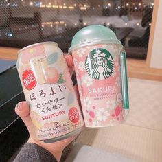 Image in drinks collection by 🌙bb⭐ on We Heart It - Uploaded by 🌙bb⭐. Find images and videos about drinks and xx on We Heart It – the app to get - Japanese Drinks, Japanese Candy, Japanese Food, Japanese Art, Bebidas Do Starbucks, Starbucks Drinks, Cute Snacks, Cute Desserts, Peach Aesthetic