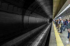 Istanbul Metro - Istanbul Metro Station