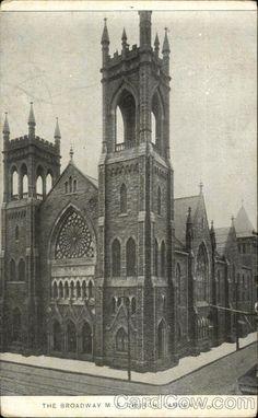 The Broadway M.E. Church Camden New Jersey