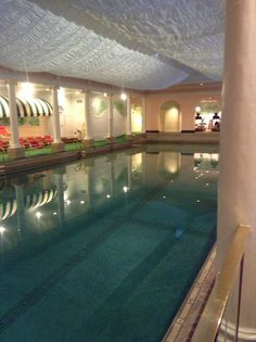 The greenbrier pool in wv