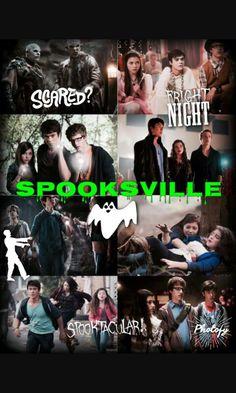 Spooksville #UnlockSpooksville
