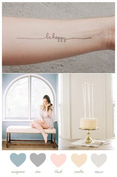 Color Palette: Wedgwood Blue + Dove Gray | The Sweetest Occasion | The Sweetest Occasion
