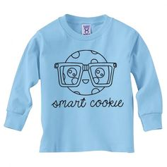 Smart Cookie Long Sleeve - Rainbow Swirlz Kids
