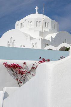 Santorini House, Fira Santorini, Mykonos Greece, Crete Greece, Athens Greece, Wonderful Places, Beautiful Places, Places To Travel, Places To Visit