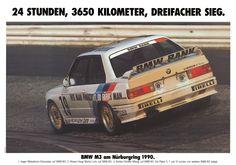 BMW M3 poster 24