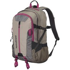 Patagonia Refugio Pack 28L Backpack ($85) ❤ liked on Polyvore