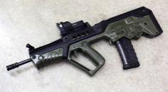 IWI Tavor in OD Green #guns