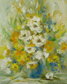 Alexander Sergeev,1968 ~ Still life painter