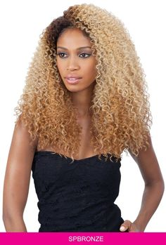 Freetress Equal Wig FLORAMATERIAL: Synthetic HEAT SAFE: Yes - Curling Iron | Safe up to 400ºFThe Luxury IntegrationIt's all in the fiberMore natural - Looks and