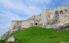 The ruins of Spiš castle (Unesco heritage), Spiš region, Slovakia Carpathian Mountains, Archaeological Site, Mount Rushmore, Castle, Culture, Explore, World, Travel, Outdoor
