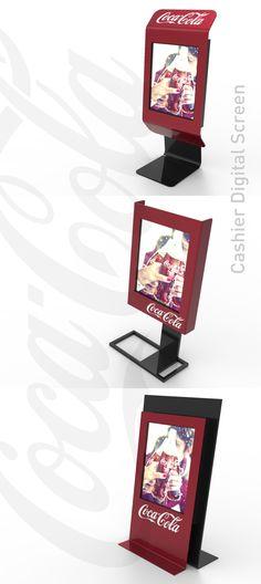 Diseño de PLV | POP POS Retail Design Coca Cola, Home Decor, Display Stands, Point Of Sale, Pos, Decoration Home, Coke, Room Decor, Home Interior Design