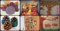 Decoración otoño portada 2 Mark Making, Gift Wrapping, Crafty, Frame, Creative, How To Make, Gifts, Home Decor, Montessori