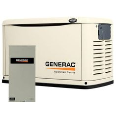 Choose the #1 Selling Home Standby Generator Brand. Generac's 20,000-Watt Guardian Series provides the automatic backup power you need to protect your home and family during a power outage. Connected to your existing LP or natural gas fuel supply, it kicks in within seconds of determining power loss automatically and runs for as long as necessary until utility power returns. Control your power. Control your life.