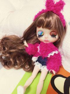 Custom Blythe Dolls with Azone Body by DarasBlytheShop on Etsy