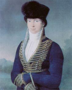 Portrait of Königin Luise von Preußen by Wilhelm Ternite.