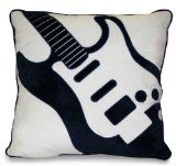 Guitar Pillow squidoo.com