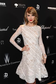 Taylor Swift at the Oscar Pre Party