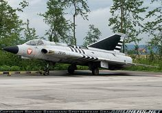 Saab J35Oe Draken aircraft picture