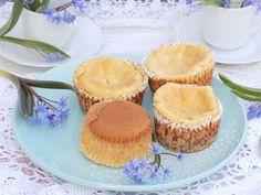 Izabela w kuchni: Mini-serniczki kajmakowe na biszkoptach. Muffin, Pie, Breakfast, Food, Torte, Morning Coffee, Cake, Fruit Cakes, Essen
