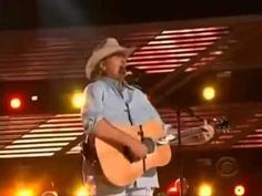 Alan Jackson '' The Fireman'' - YouTube