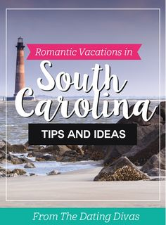 Romantic Couples Vacations and Honeymoons in South Carolina