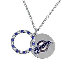 Milwaukee Brewers Opening Day Necklace