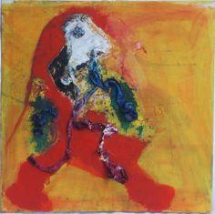 Be aware of the clown - Support artist Lijda Zuijderuijn @ gomezartgallery.com