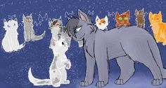 Bluestar meeting Mosskit (I cried in this part!)