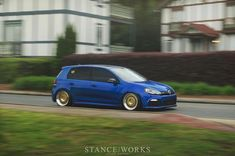 Finding the Perfect Balance – Luke Williams' Built and Bagged Volkswagen R Vw R32, Mk6 Gti, My Dream Car, Dream Cars, Volkswagen, Car And Driver, Car Wallpapers, Audi, Vehicles