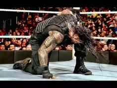 Roman Reigns and Dean Ambrose Vs Brock Lesnar 2016_HD - YouTube