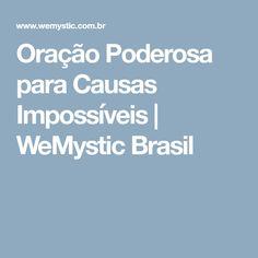 Oração Poderosa para Causas Impossíveis | WeMystic Brasil